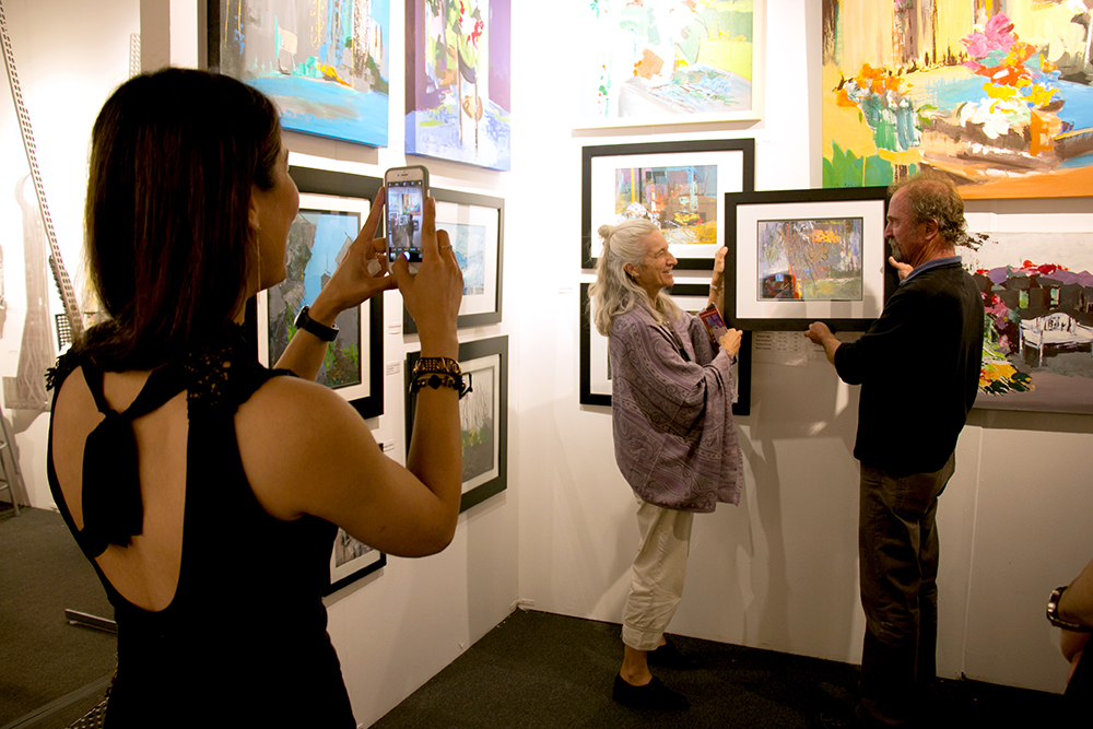 a fusion of worldclass art special events and live