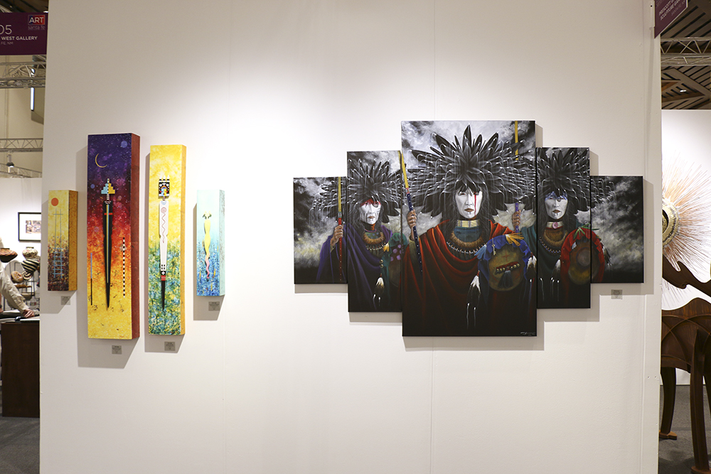 cuttingedge artwork and inspiring events bring art lovers