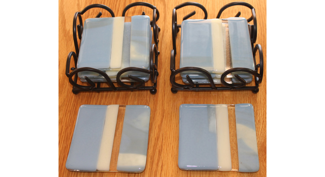 Santa Fe Art Week Events – Create Your Own Fused Glass Coasters