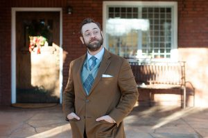 Santa Fe art historian & art dealer - Matthew Rowe