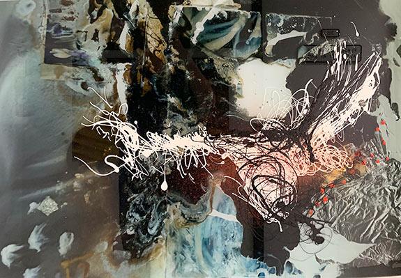 Deniz Orjus - Moment Anda I | Contemporary Art Projects USA