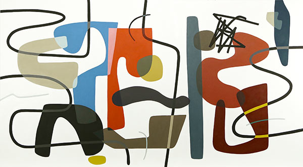 Rose Masterpol - Bravado | Contemporary Art Projects USA