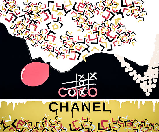 Ty Joseph - Chanel | Contemporary Art Projects USA
